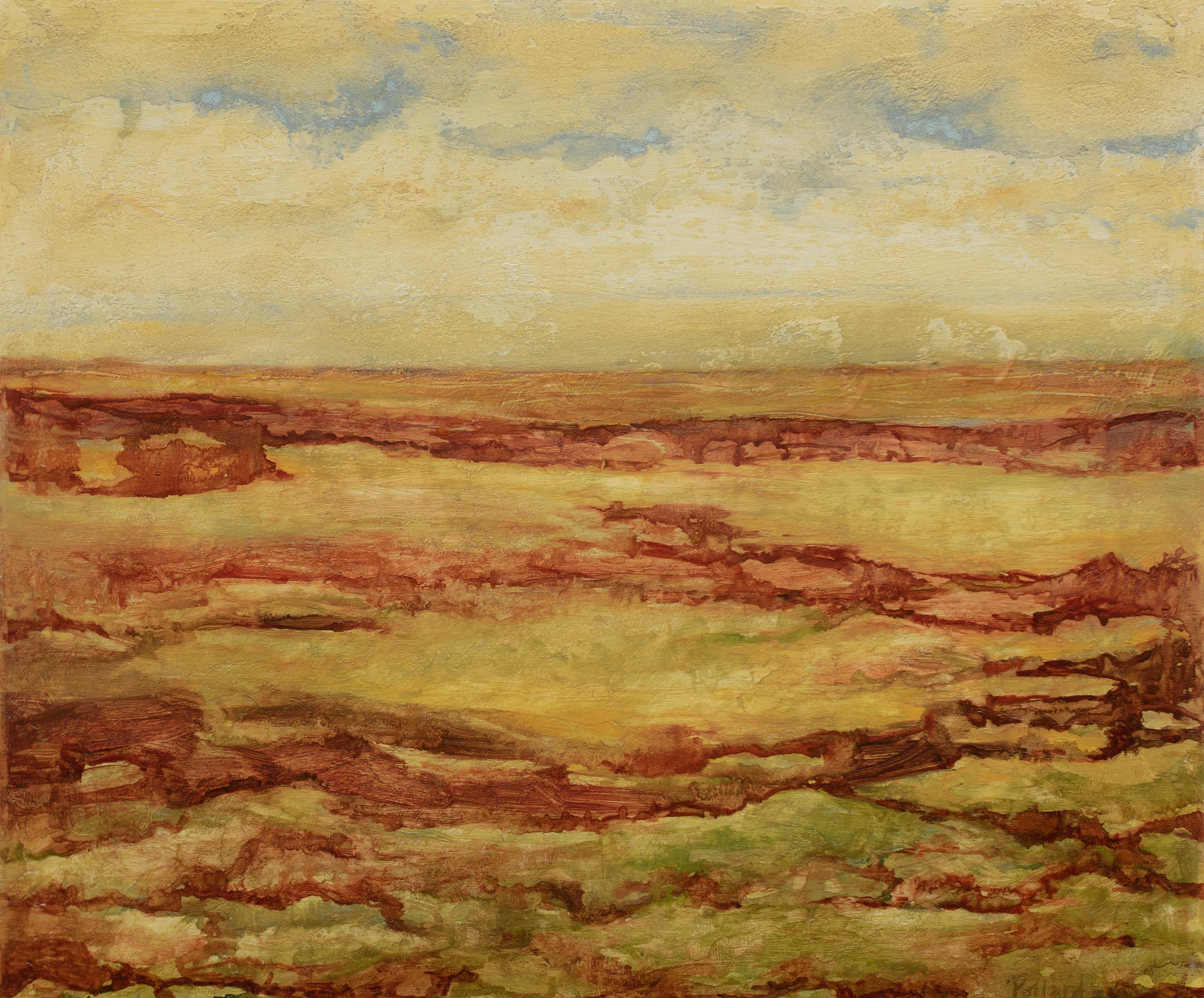 Moorlands | Visceral Landscapes | Artist | Kim Pollard | Canadian Artist | Abstract Landscapes