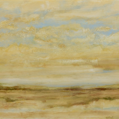Wild and Blue | Poetic Landscapes | Artist Painter Kim Pollard | Canada |