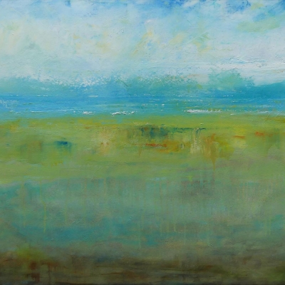 the shore | dreamscapes | Artist painter Kim Pollard | Canada | Pacific Northwest