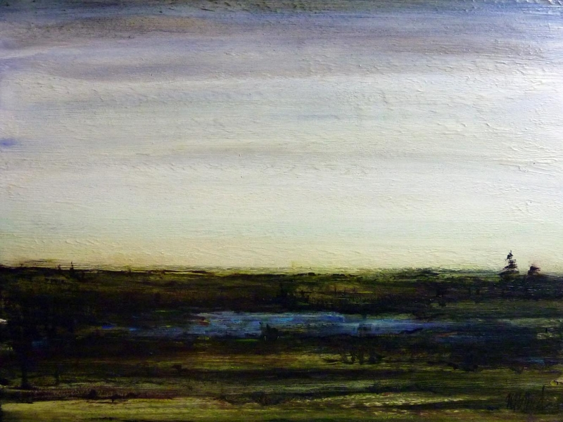 Tundra | Dreamscapes | Artist | Kim Pollard | Abstract Horizon