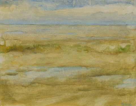 Estuary | Poetic Landscapes | Artist | Painter | Kim Pollard | Canadian Artist