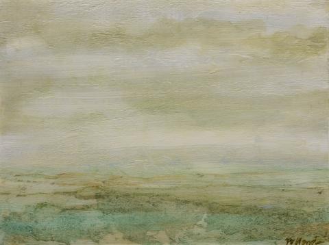 Sanctuary | Poetic Landscapes | Artist painter Kim Pollard | Canada |